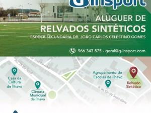 G-Insport abre relvado sintéctico na Cidade de Ílhavo