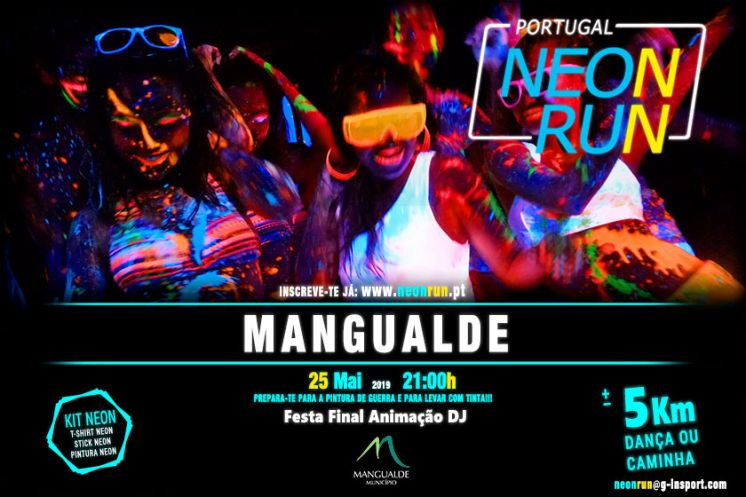 Neon Run Mangualde